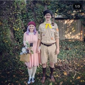 Other - Moonrise Kingdom Suzy and Sam Costume Halloween